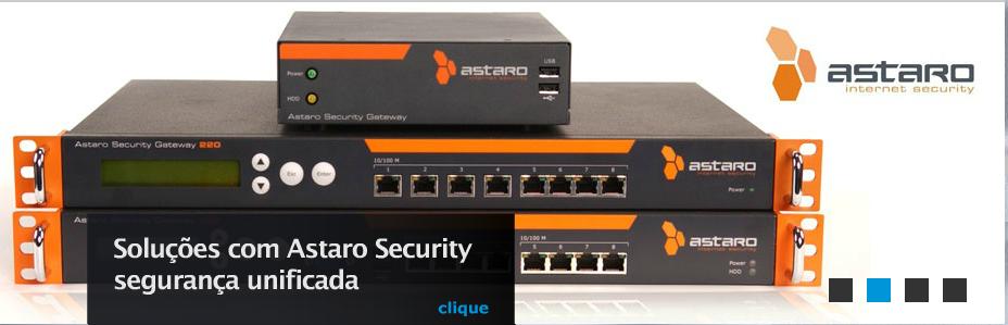 Astaro Internet Security